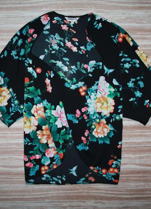 Актуальная накидка кимоно №11