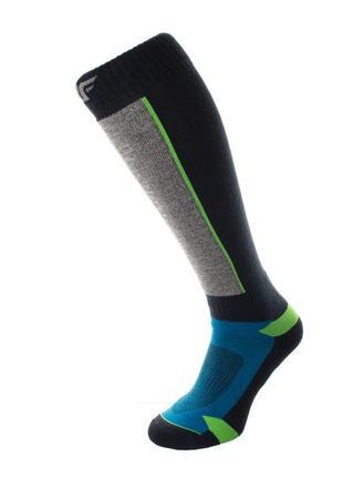 Шкарпетки лижні 4f warm 39-42 синій 25-4fgrnavy