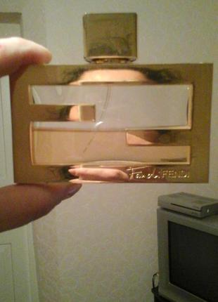 Fan di fendi eau de parfum остаток 30 мл с 75. оригинал 100% 2011 год