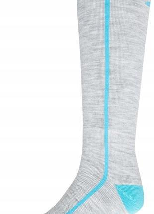 Шкарпетки лижні 4f warm 39-42 сірий 30-4fgrturkus