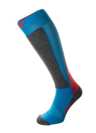 Шкарпетки лижні 4f warm 43-46 синій 32-4fblured