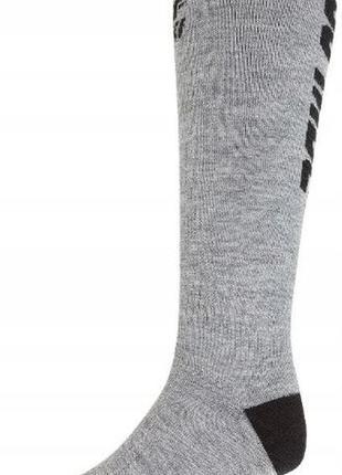 Шкарпетки лижні 4f warm 43-46 сірий 33-4fgrey