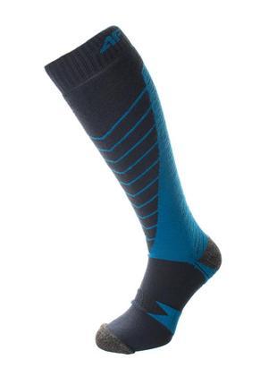 Шкарпетки лижні 4f warm 43-46 синій 34-4fnavy