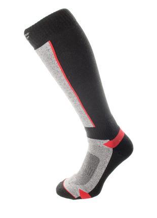Шкарпетки лижні 4f warm 43-46 чорний 39-4fgreyblck