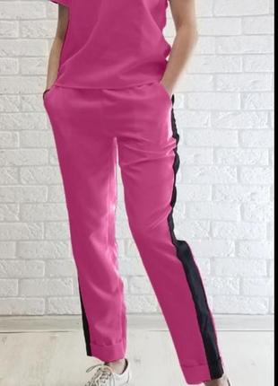 Костюм брюки и кофта