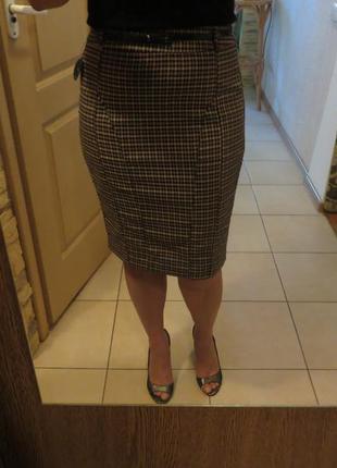 Стильная новенькая юбочка от orsay, р-р м