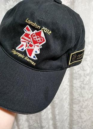 Олимпийская бейсболка. london 2012.