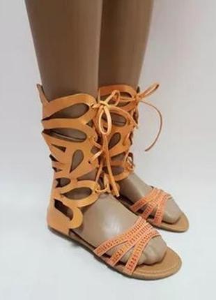 ✅ сандали гладиаторы разные цвета