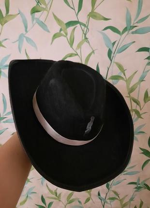 Шляпа ковбоя, шерифа
