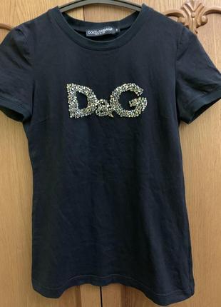 Женская футболка dolce & gabanna original