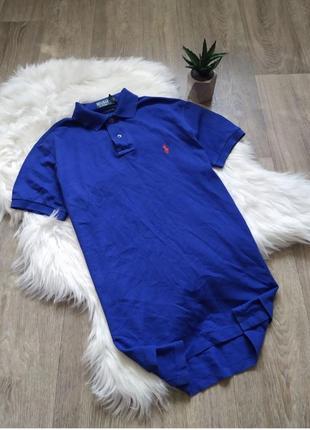 Фирменная мужская футболка polo ralph lauren