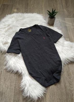 Мужская фирменная футболка polo ralph lauren