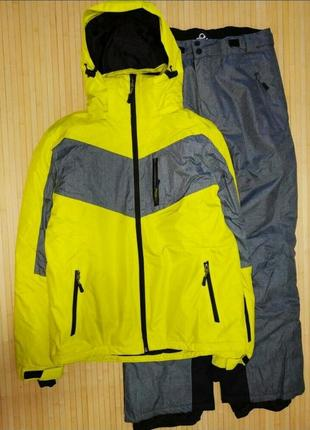 Лыжный термо костюм мужской