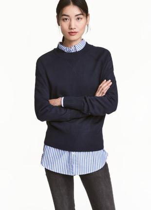 Пуловер h&m.
