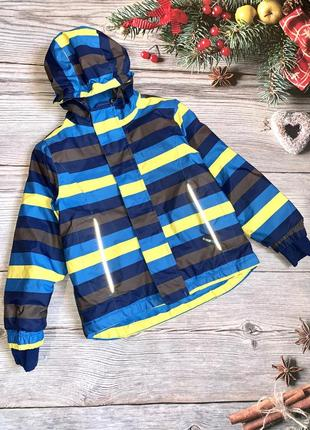 Крутая курточка lupilu