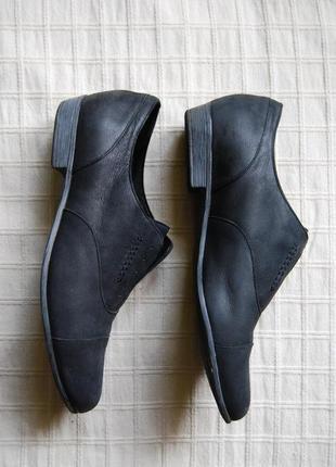 Туфли (дерби, броги, оксфорды) английской фирмы clarks.