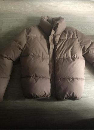 Верхняя одежда куртка фото вживую дутика