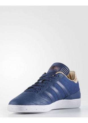 Трендовые кроссовки adidas originals busenitz pro mystery blue.