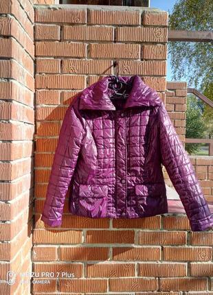 Стильная стеганая куртка caro