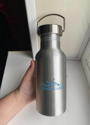 Туристична пляшка 500 мл туристическая бутылка сша