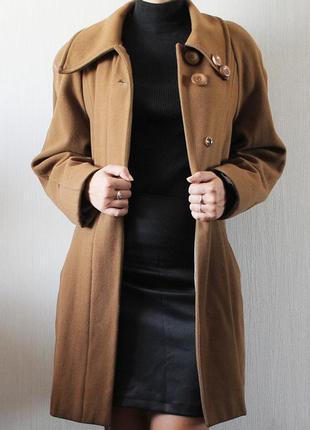 Супер пальто из шерсти