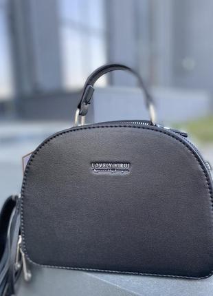 Молодіжна жіноча сумка на плече/через плече