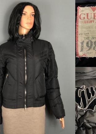 Guess оригинальный пуховик куртка
