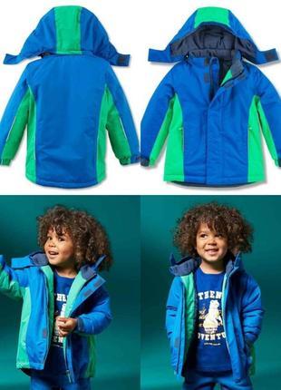 🚘очень крутая термо-куртка от tcm tchibo!супер!!!18-24 месяца.в идеале!
