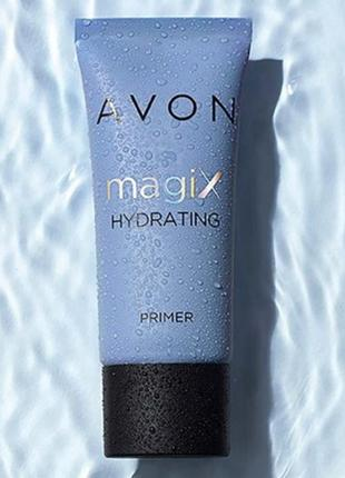 Увлажняющий праймер для лица avon magix hydrating