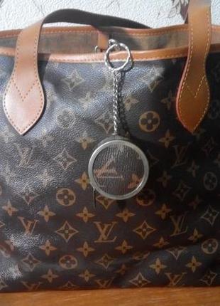 Номерная сумка louis vutton оригинал кожаная