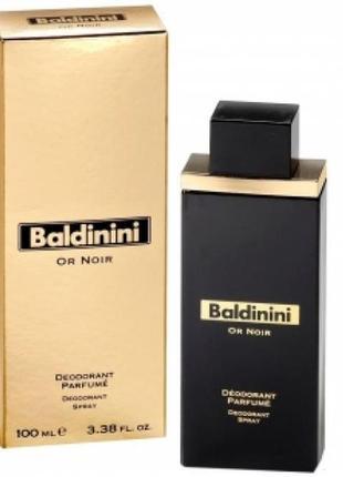 Оригинал baldinini or noir дезодорант спрей 100 мл