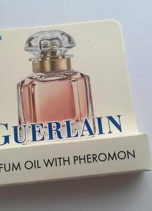 Мини парфюм с феромонами guerlain mon