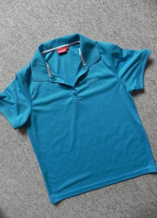 Спортивная футболка поло для тренировок vittorio rossi