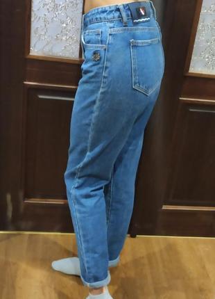 Нереально круті джинси мом, mom, 29 р., джинсы