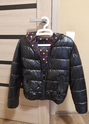 Куртка на дівчинку підлітка xs