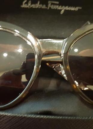 Salvatore ferragamo очки оригинал. италия