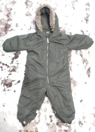 Комбінезон зимовий дитячий
