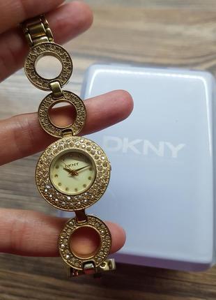 Наручные часы donna karan, оригинал