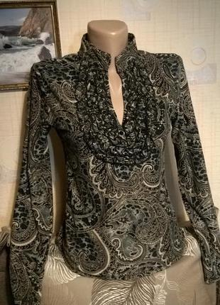 Кофточка\блуза стрейчевая