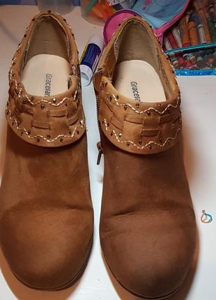 Ботиночки graceland