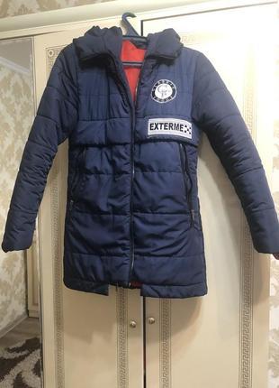 Куртка курточка зима холофайбер