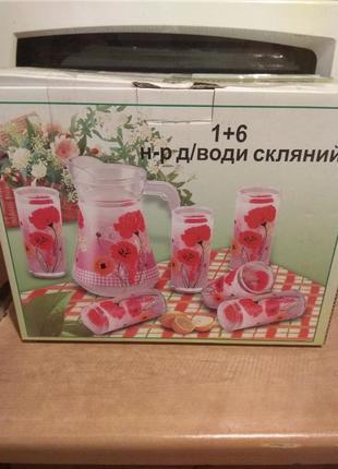 Новый набор для напитков