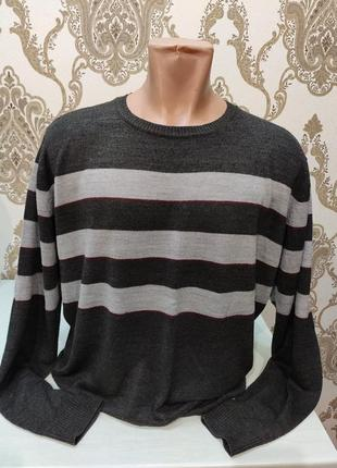 Identic тонкий шерстяной свитер