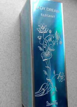 Dzintars lady dream elegant туалетна вода