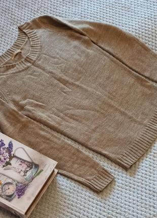 Вязаный свитер terranova xs - 34 укр