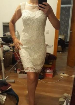 Плаття ажурне