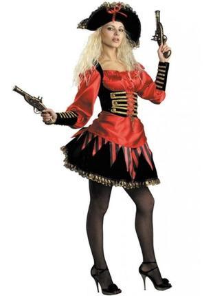 Шикарный костюм пиратки продажа