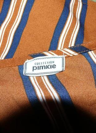 Актуальная блузка в полоску, на запах от pimkie5 фото