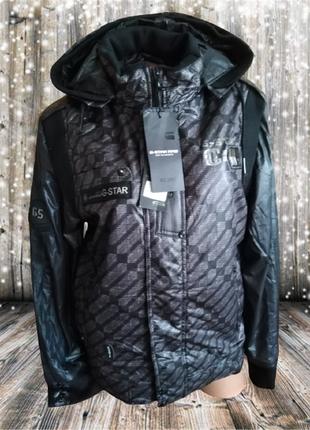 №361. зимняя женская куртка, пр-во g-star raw, размер l 48-50