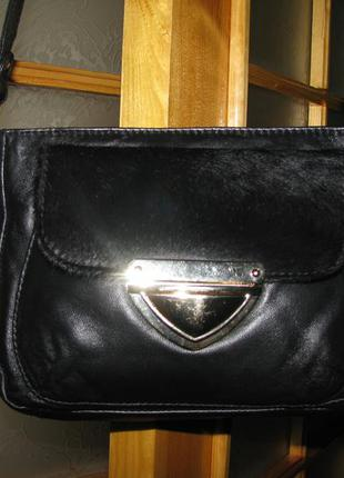 Красивая сумка debenhams кроссбоди кожа
